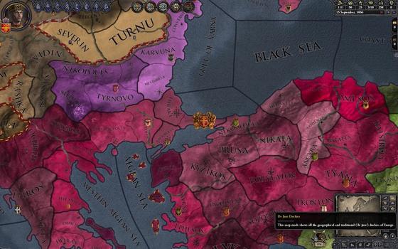 Crusader Kings II: Europa Universalis IV Converter on PC screenshot #2