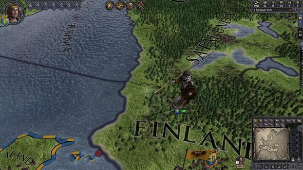 Crusader Kings II: Finno - Ugric Unit Pack on PC screenshot #6