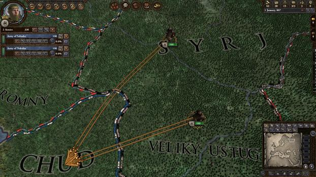 Crusader Kings II: Finno - Ugric Unit Pack on PC screenshot #5