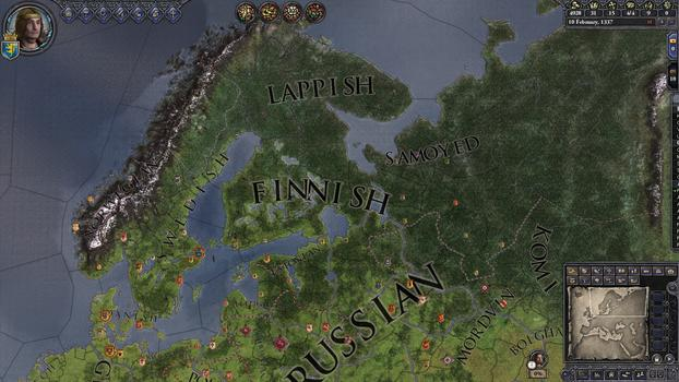Crusader Kings II: Finno - Ugric Unit Pack on PC screenshot #2