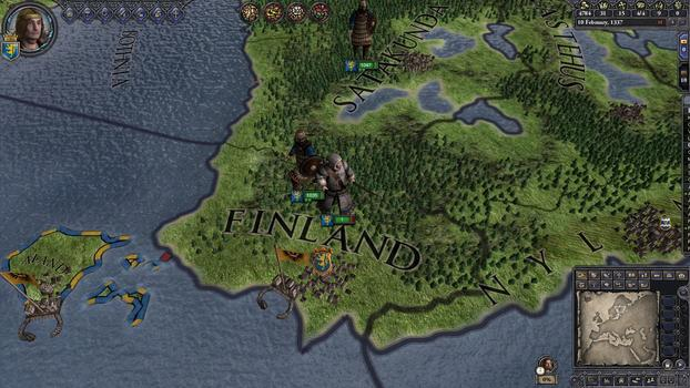 Crusader Kings II: Finno - Ugric Unit Pack on PC screenshot #1