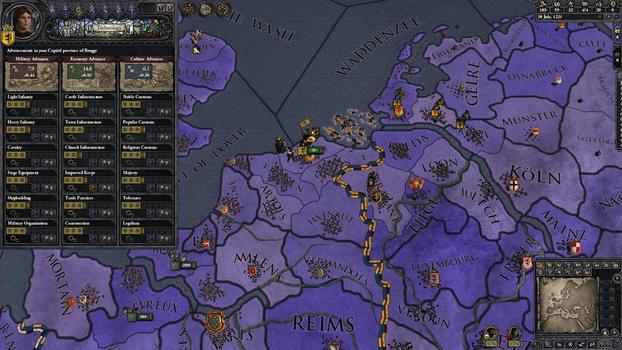 Crusader Kings II: Hymns of Abraham – Unit Pack on PC screenshot #4