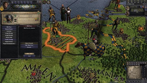 Crusader Kings II: Hymns of Abraham – Unit Pack on PC screenshot #2