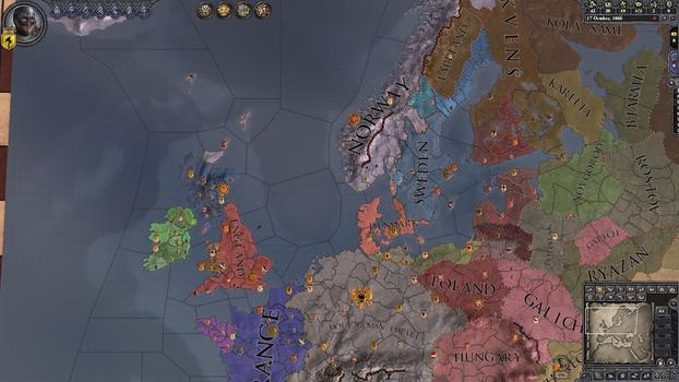 Crusader Kings II: Hymns to the Old Gods on PC screenshot #3