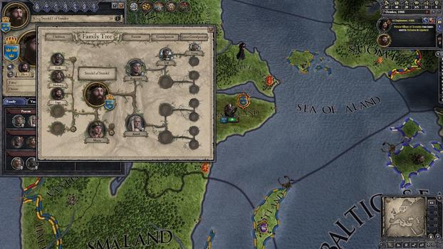 Crusader Kings II: Hymns to the Old Gods on PC screenshot #2