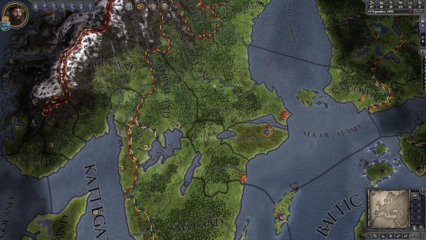 Crusader Kings II: Hymns to the Old Gods on PC screenshot #1