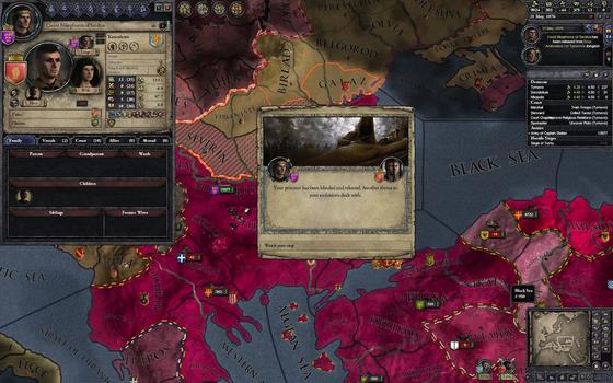 Crusader Kings II: Legacy of Rome on PC screenshot #5