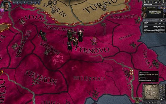 Crusader Kings II: Legacy of Rome on PC screenshot #4