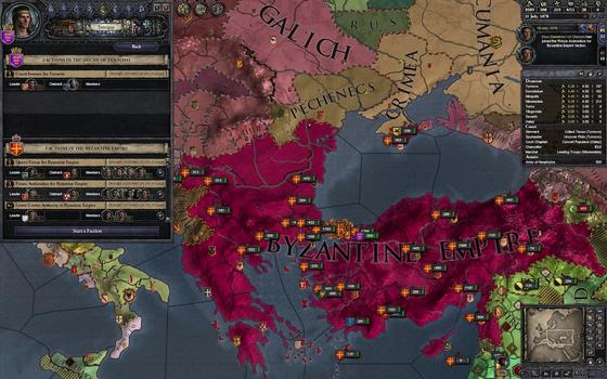 Crusader Kings II: Legacy of Rome on PC screenshot #3
