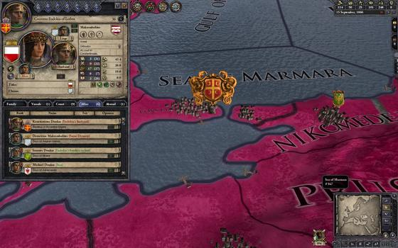 Crusader Kings II: Mediterranean Portraits on PC screenshot #5
