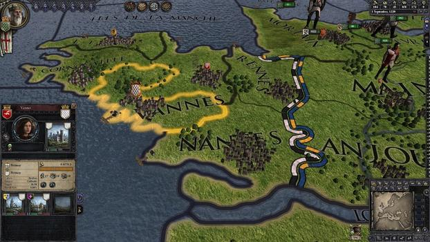 Crusader Kings II: Military Orders Unit Pack on PC screenshot #6