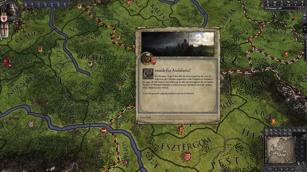 Crusader Kings II: Military Orders Unit Pack on PC screenshot #2