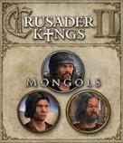 Crusader Kings II - Mongol Faces DLC