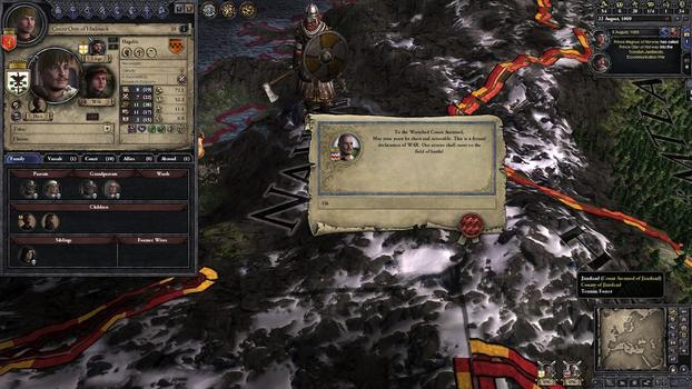 Crusader Kings II: Norse Portraits on PC screenshot #5