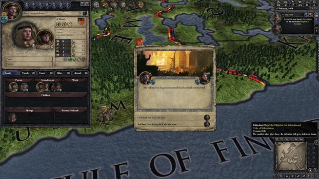 Crusader Kings II: Norse Portraits on PC screenshot #2