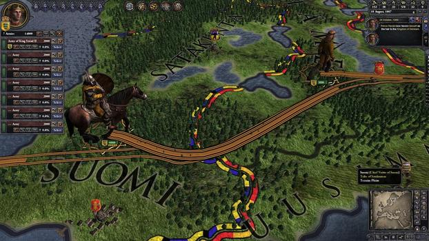 Crusader Kings II: Norse Unit Pack on PC screenshot #4