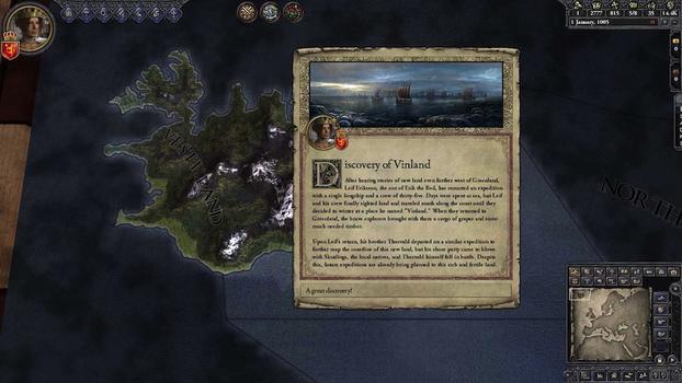 Crusader Kings II: The Old Gods on PC screenshot #2