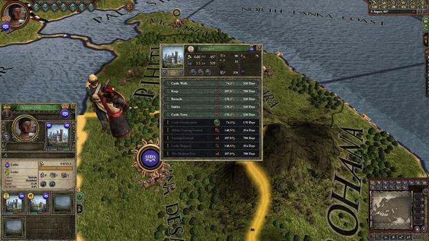 Crusader Kings II: Rajas of India on PC screenshot #7