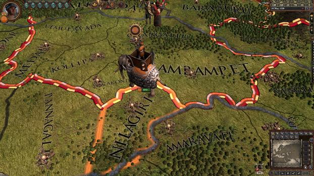 Crusader Kings II: Rajas of India on PC screenshot #5