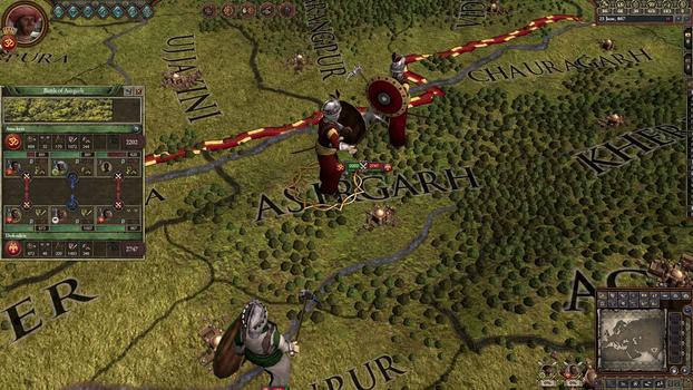 Crusader Kings II: Rajas of India on PC screenshot #4