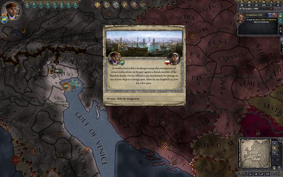 Crusader Kings II: The Republic on PC screenshot #3