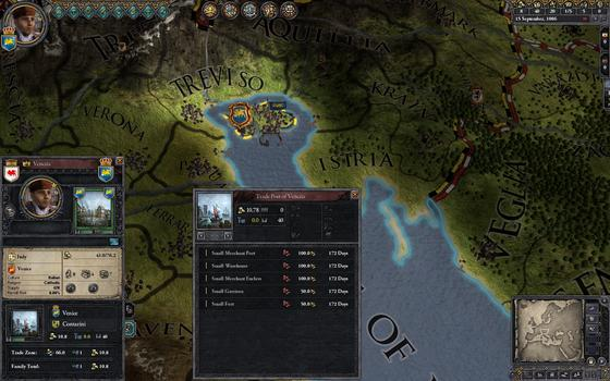Crusader Kings II: The Republic on PC screenshot #2