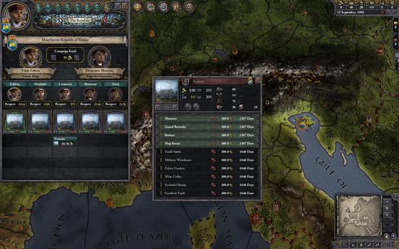 Crusader Kings II: The Republic on PC screenshot #1