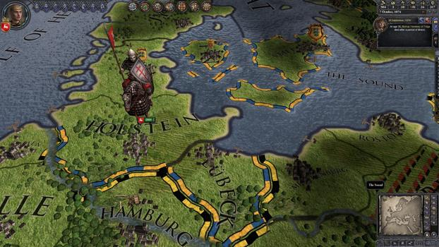 Crusader Kings II: Russian Unit Pack on PC screenshot #4