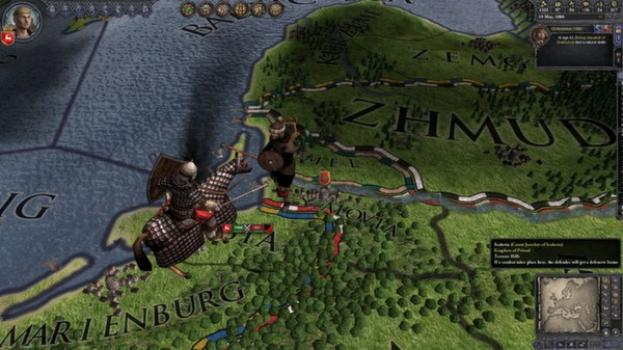 Crusader Kings II: Russian Unit Pack on PC screenshot #1