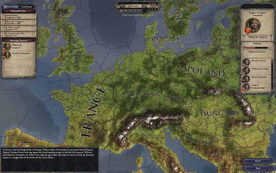 Crusader Kings II: Songs of Albion DLC on PC screenshot #5
