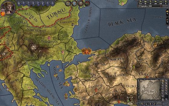 Crusader Kings II: Songs of Byzantium on PC screenshot #1