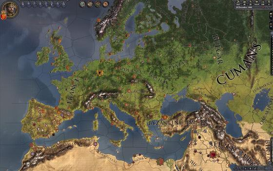 Crusader Kings II: Songs of the Caliph on PC screenshot #5