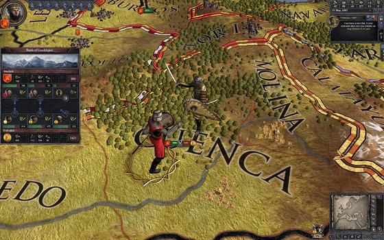 Crusader Kings II: Songs of Faith on PC screenshot #3