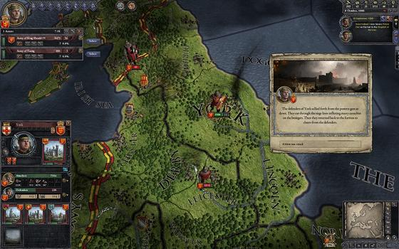 Crusader Kings II: Songs of Faith on PC screenshot #1
