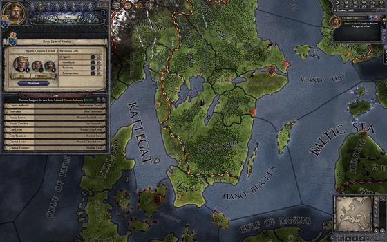 Crusader Kings II: Songs of Faith on PC screenshot #2