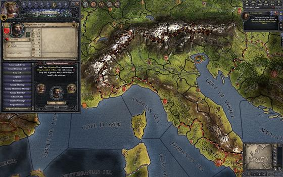 Crusader Kings II: Songs of Faith on PC screenshot #5