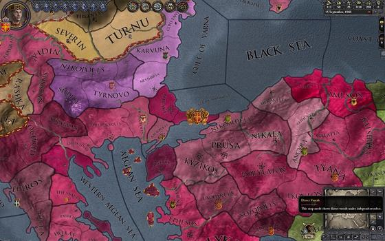Crusader Kings II: Songs of the Holy Land on PC screenshot #2