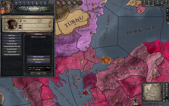 Crusader Kings II: Songs of the Holy Land on PC screenshot #3