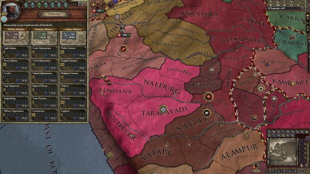 Crusader Kings II: Songs of India  on PC screenshot #6
