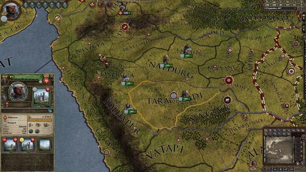 Crusader Kings II: Songs of India  on PC screenshot #5