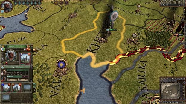Crusader Kings II: Songs of India  on PC screenshot #3