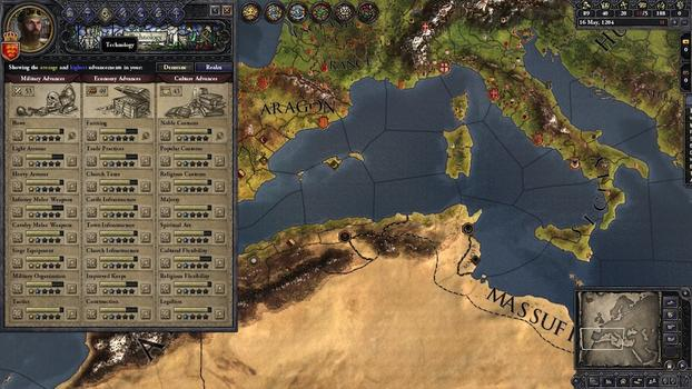 Crusader Kings II: Songs of Prosperity on PC screenshot #2