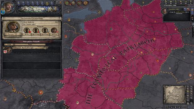 Crusader Kings II: Songs of the Rus on PC screenshot #5