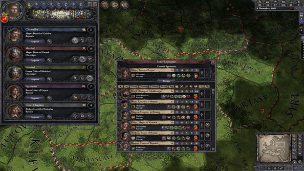 Crusader Kings II: Songs of the Rus on PC screenshot #3