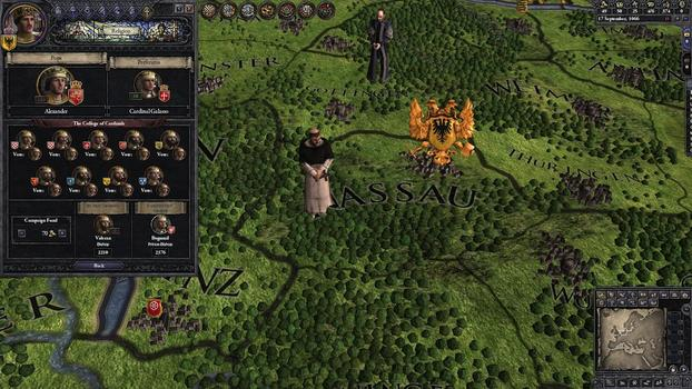 Crusader Kings II: Sons of Abraham on PC screenshot #6