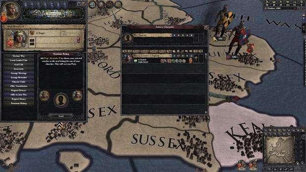 Crusader Kings II: Sons of Abraham on PC screenshot #3