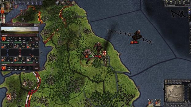 Crusader Kings II: Sons of Abraham on PC screenshot #2