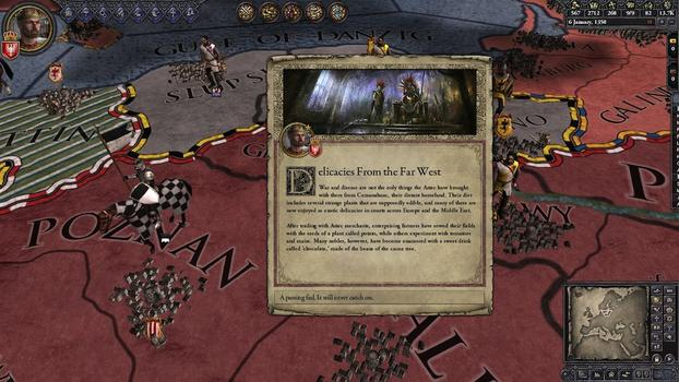 Crusader Kings II: Sunset Invasion on PC screenshot #4