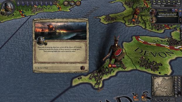 Crusader Kings II: Sunset Invasion on PC screenshot #2