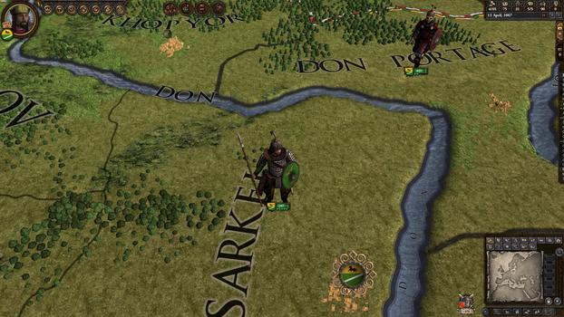 Crusader Kings II: Turkish Unit Pack on PC screenshot #6